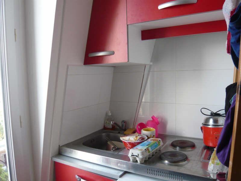 Vente appartement Paris 13ème 113000€ - Photo 4