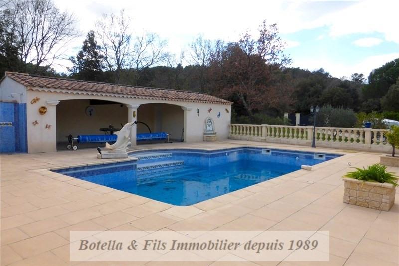 Vente maison / villa Goudargues 349000€ - Photo 10