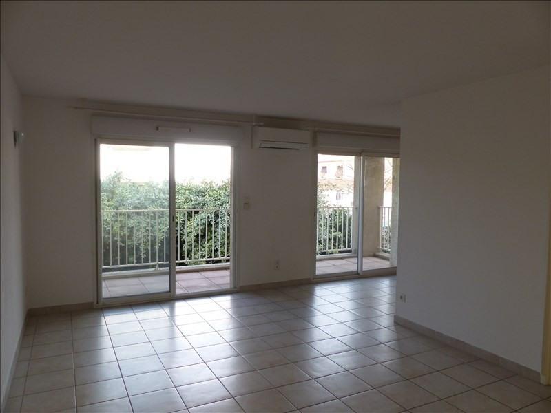 Sale apartment Beziers 111000€ - Picture 1