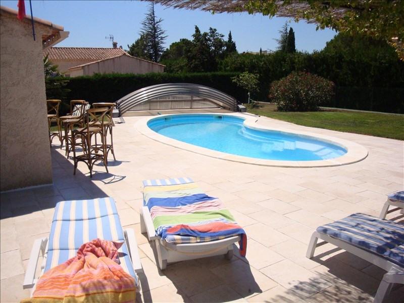 Vente maison / villa Lauris 478000€ - Photo 2