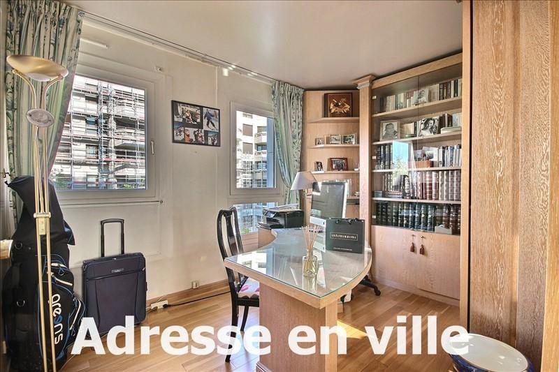 Venta de prestigio  apartamento Levallois perret 1145000€ - Fotografía 8