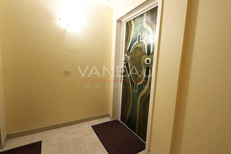 Vente appartement Juan-les-pins 424000€ - Photo 14