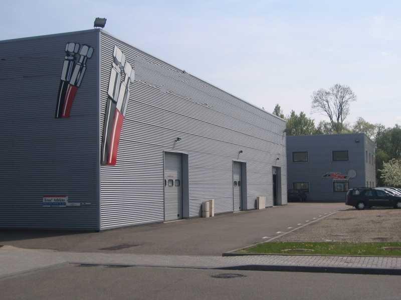 Location Local d'activités / Entrepôt Ostwald 0