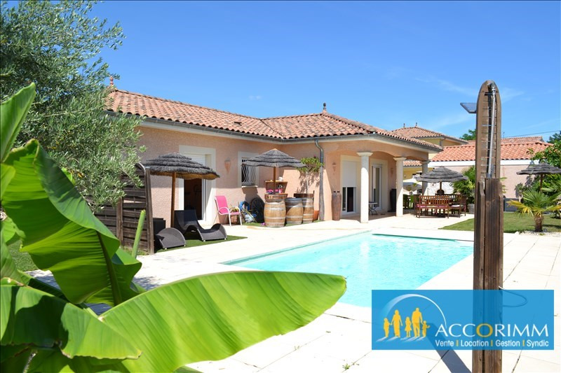 Deluxe sale house / villa Toussieu 610000€ - Picture 5