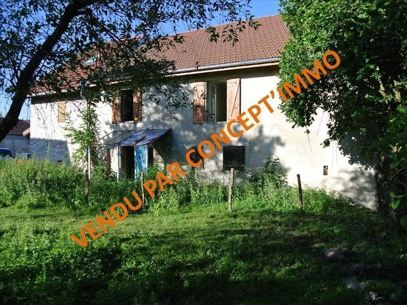 Sale house / villa Droisy 233000€ - Picture 1