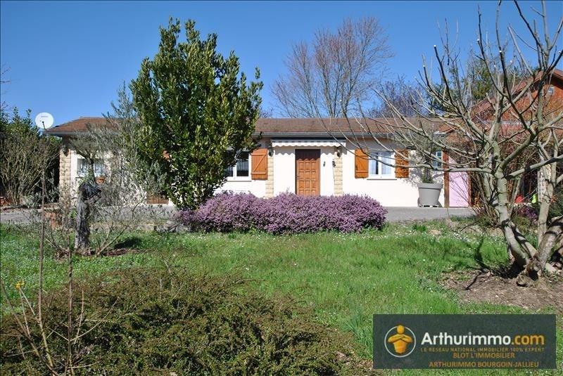 Vente maison / villa La batie montgascon 160000€ - Photo 1
