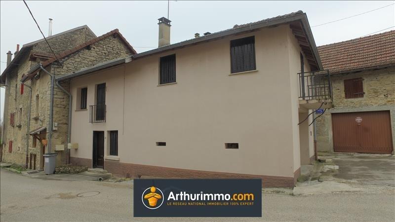 Sale house / villa Villebois 67000€ - Picture 1