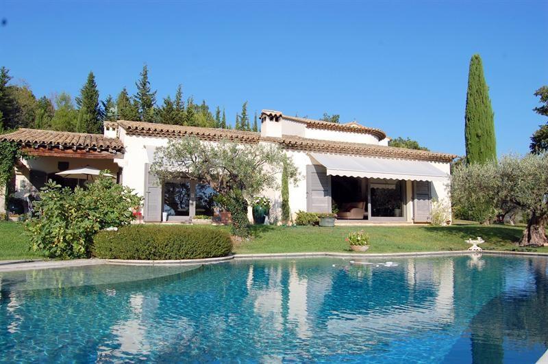 Revenda residencial de prestígio casa Seillans 2300000€ - Fotografia 1