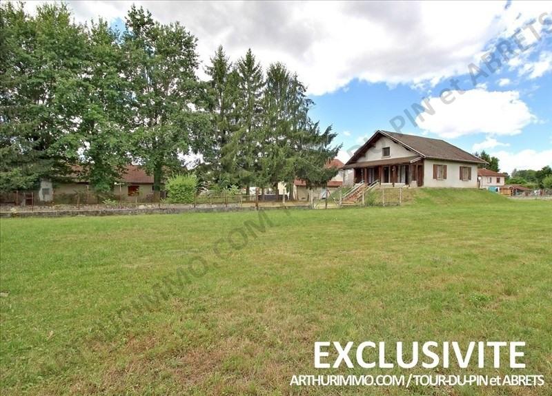 Sale house / villa Les abrets 169000€ - Picture 2
