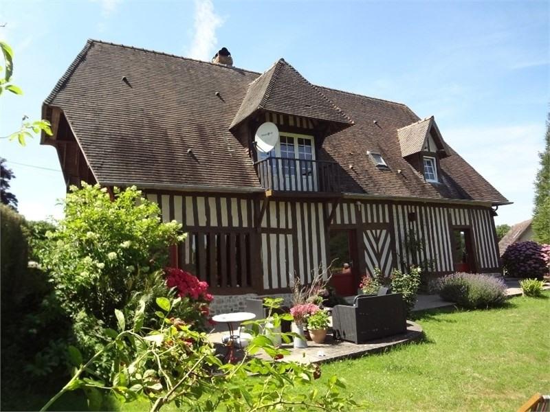 Verkauf haus Gonneville sur honfleur 346500€ - Fotografie 1
