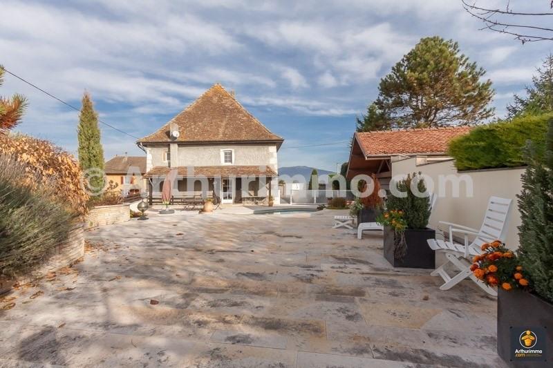 Deluxe sale house / villa Les avenieres 449000€ - Picture 7