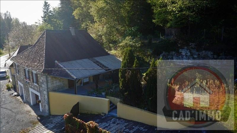 Vente maison / villa Lembras 80000€ - Photo 1