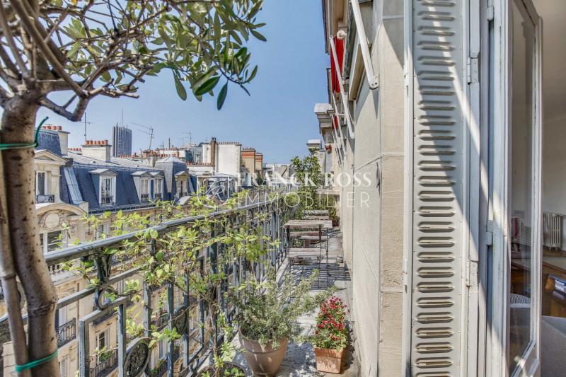 Rental apartment Paris 17ème 6000€ CC - Picture 4