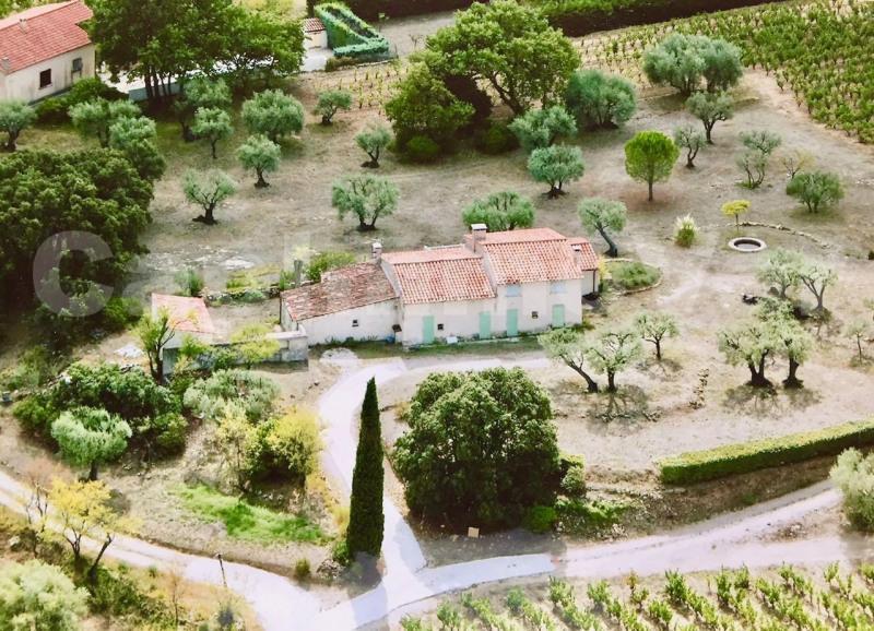 Vente de prestige maison / villa Le castellet 609000€ - Photo 1