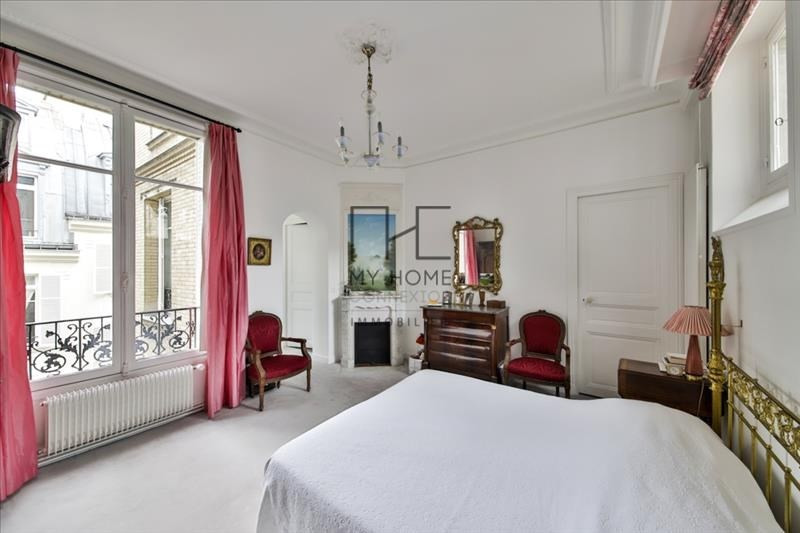 Vente de prestige appartement Paris 17ème 2 940 000€ - Photo 10