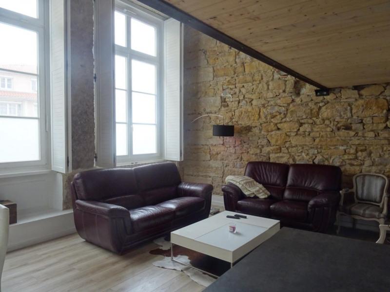Verkauf wohnung Lyon 4ème 465000€ - Fotografie 2