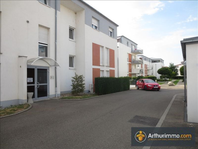 Vente appartement Colmar 165 850€ - Photo 4