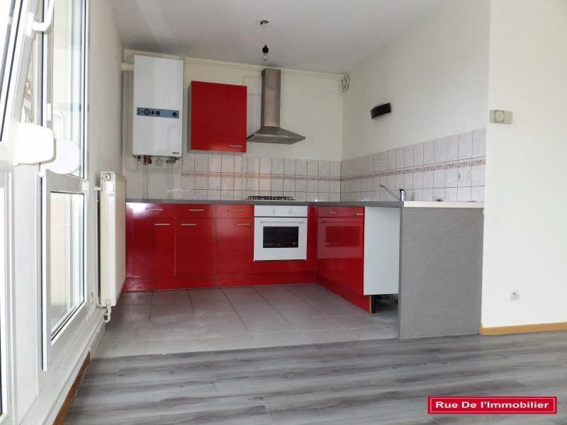 Vente appartement Niederbronn les bains 117650€ - Photo 2