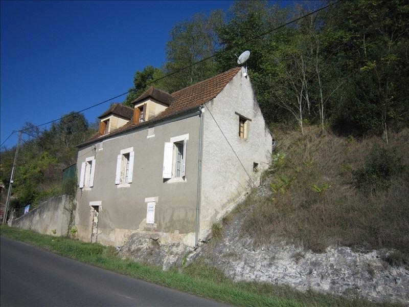 Vente maison / villa Coux et bigaroque 87000€ - Photo 5