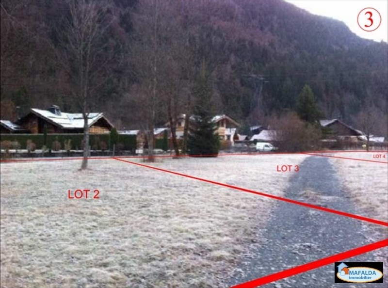 Vente terrain Servoz 224 400€ - Photo 1