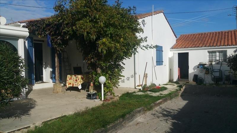 Sale house / villa Longeville sur mer 278250€ - Picture 1