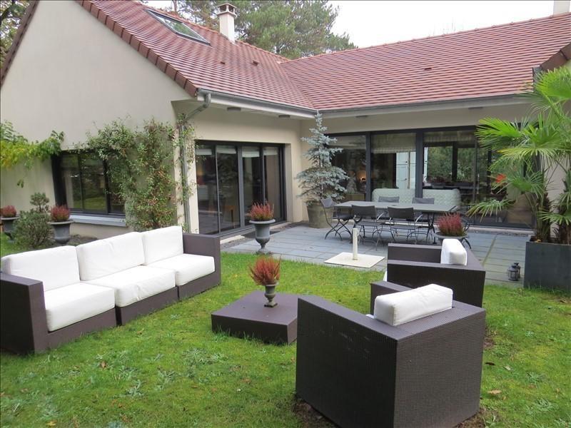 Deluxe sale house / villa Maisons-laffitte 1590000€ - Picture 1