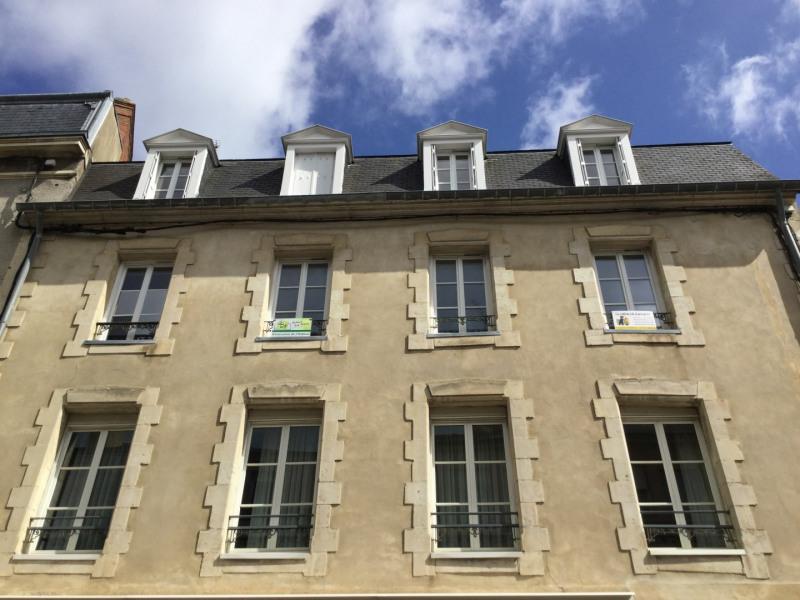 Vente appartement Vannes 121000€ - Photo 1