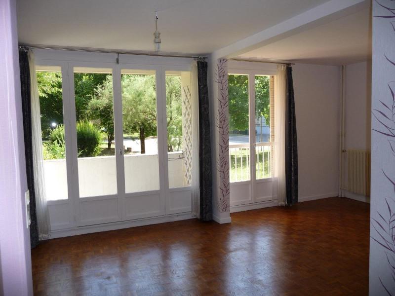 Rental apartment Saint-martin-d'hères 664€ CC - Picture 1