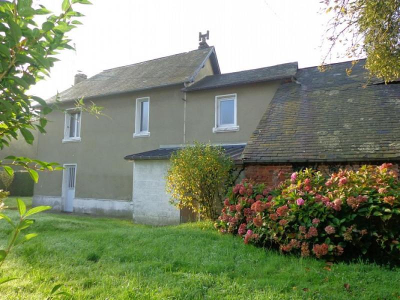 Vente maison / villa Cambremer 122000€ - Photo 2