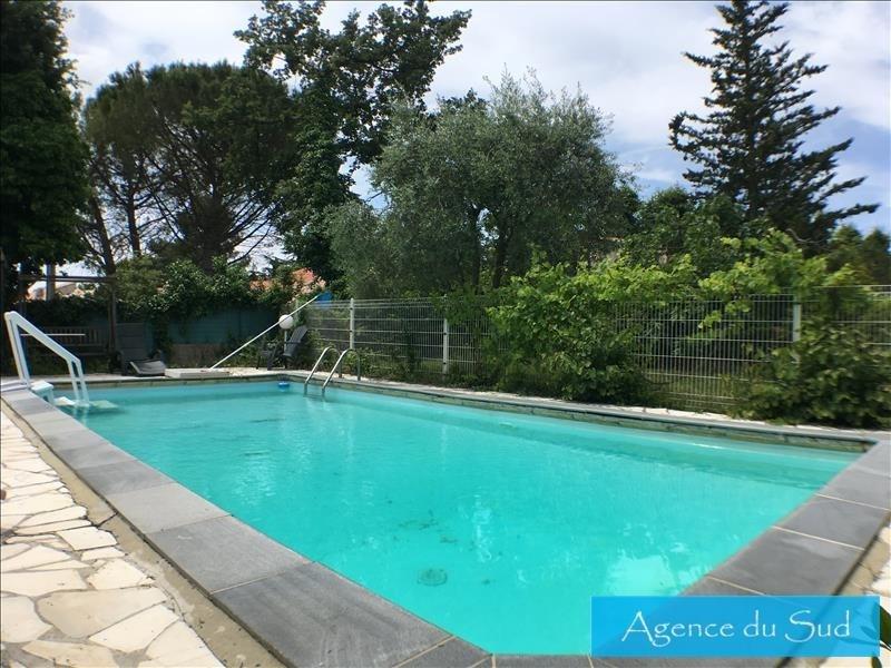 Vente maison / villa La bouilladisse 527000€ - Photo 2