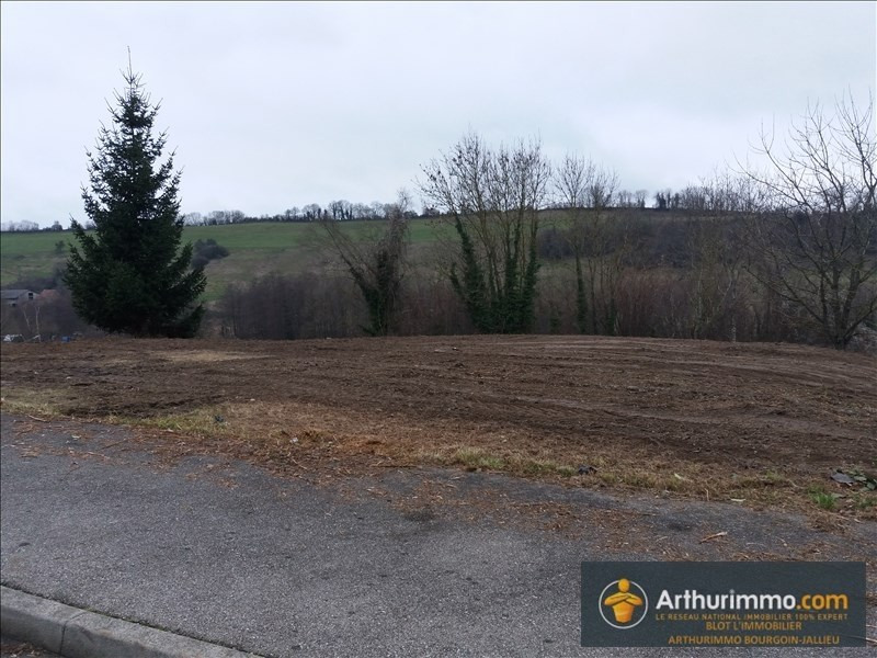 Vente terrain Montrevel 52 000€ - Photo 2