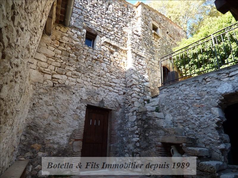Vendita casa Barjac 169000€ - Fotografia 2