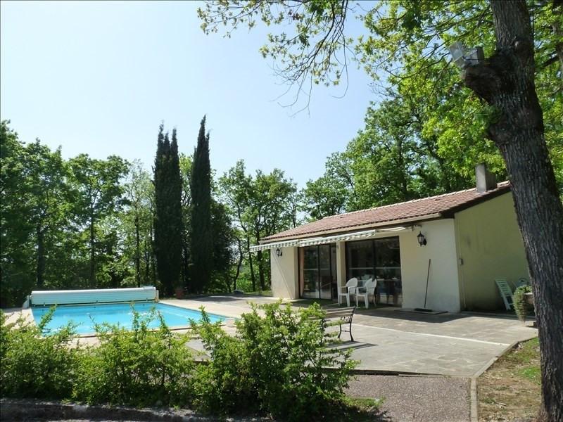 Vente de prestige maison / villa Bon encontre 498750€ - Photo 7