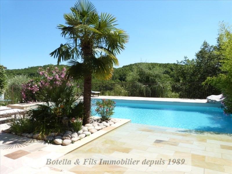 Sale house / villa Barjac 495000€ - Picture 12