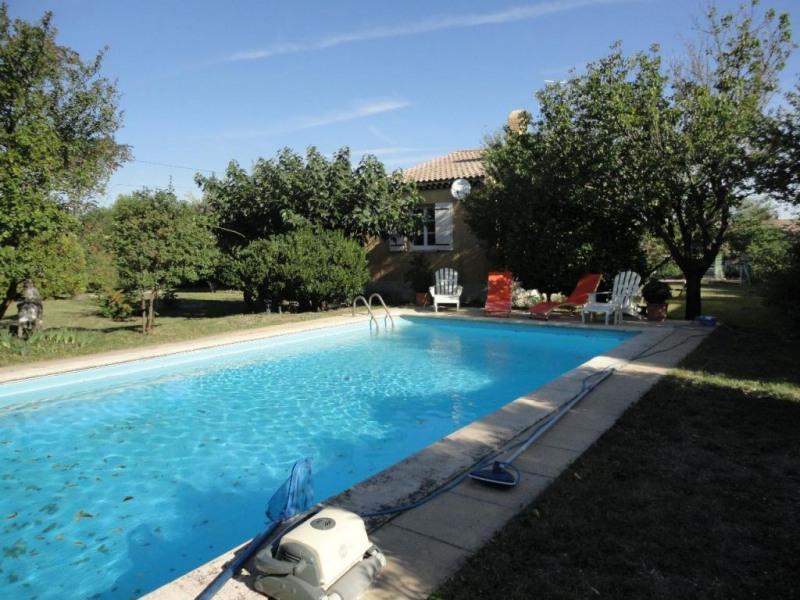 Vente maison / villa Entraigues sur la sorgue 380000€ - Photo 9