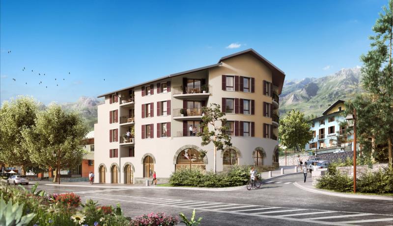 Esprit vall e programme immobilier neuf bourg saint - Office du tourisme bourg saint maurice ...