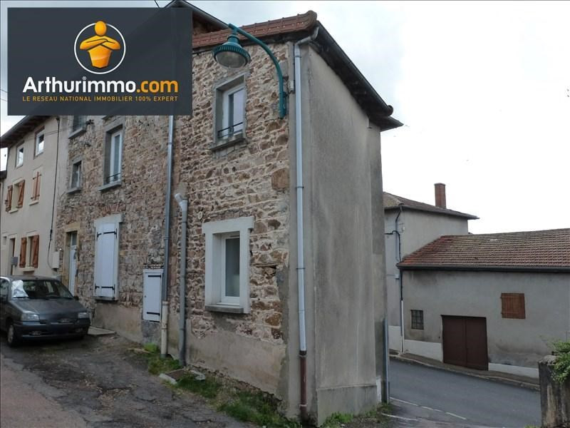 Sale building Le coteau 147 000€ - Picture 1
