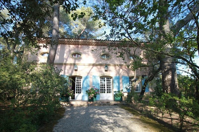 Vente de prestige maison / villa Aix en provence 2310000€ - Photo 1