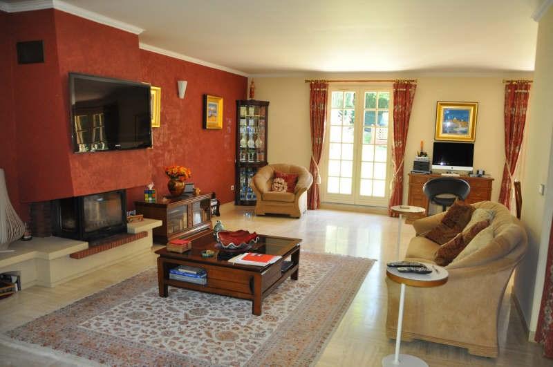 Sale house / villa St nom la breteche 735000€ - Picture 6