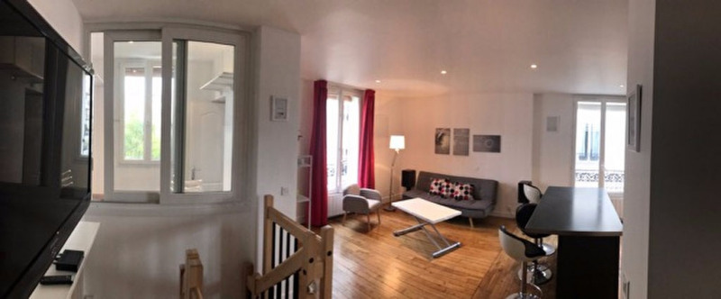 Location appartement Levallois perret 1 800€ CC - Photo 11
