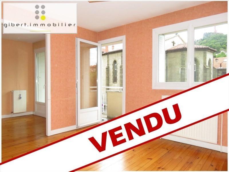 Sale apartment Le puy en velay 85000€ - Picture 1