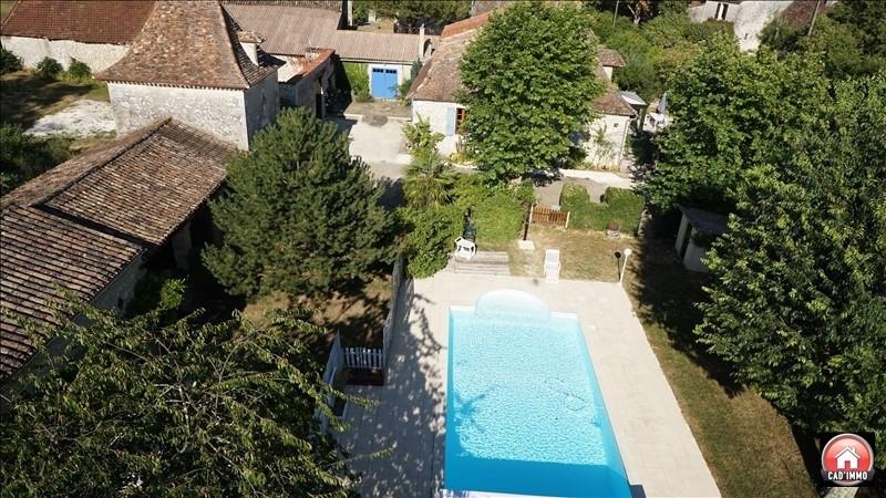 Sale house / villa St cernin de labarde 342000€ - Picture 1
