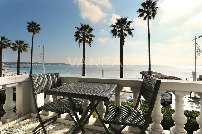 Vente de prestige appartement Juan-les-pins 405000€ - Photo 1