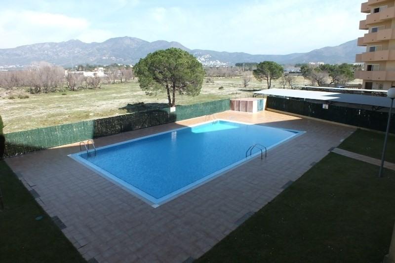 Location vacances appartement Roses santa-margarita 392€ - Photo 1