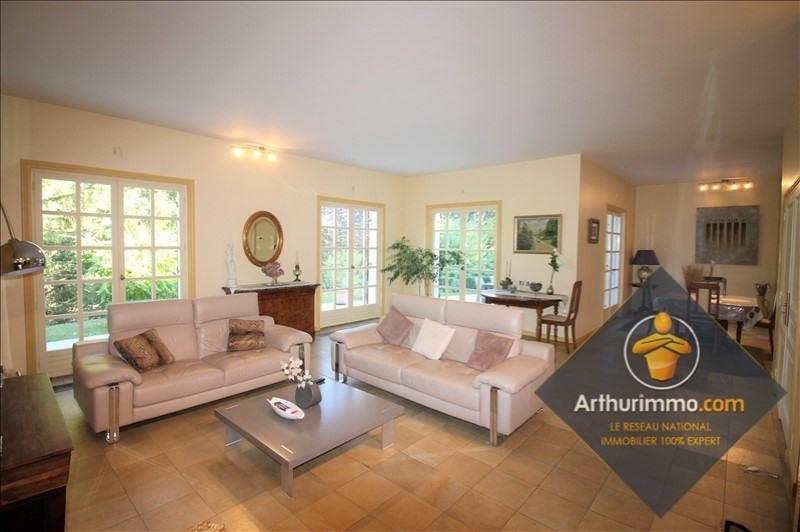 Sale house / villa Tignieu jameyzieu 398000€ - Picture 7