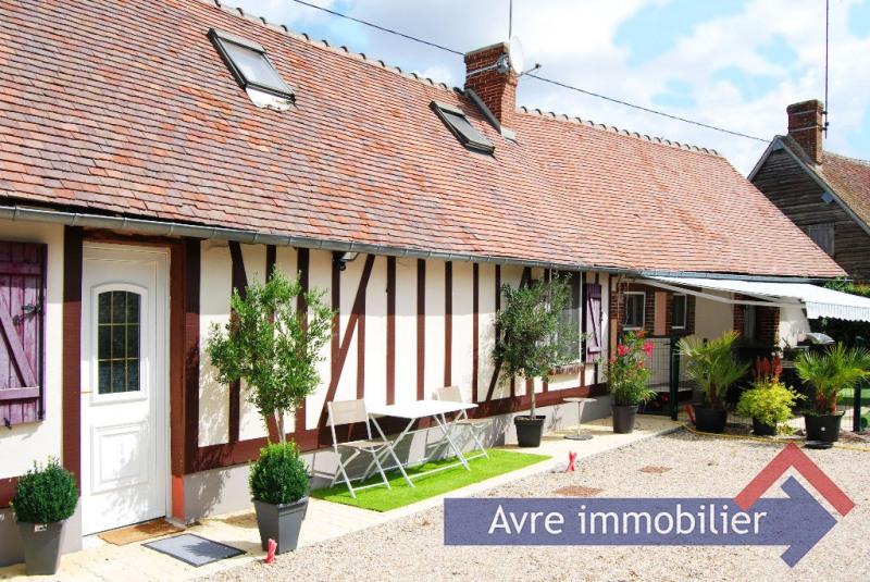 Sale house / villa Verneuil d'avre et d'iton 162000€ - Picture 1