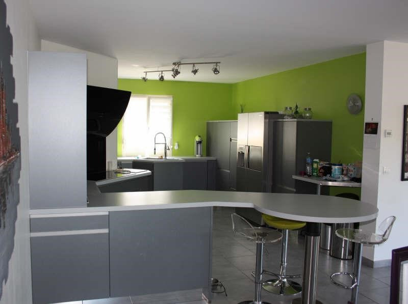 Sale house / villa Fontaine le port 466000€ - Picture 6
