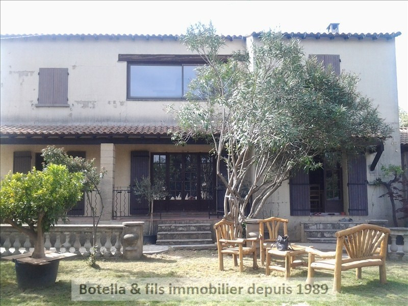 Vente maison / villa Uzes 420 000€ - Photo 1
