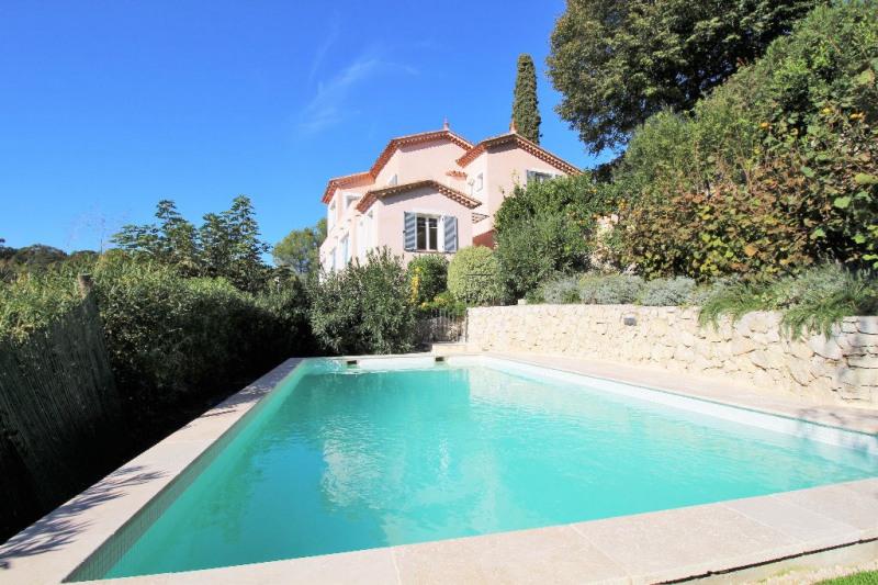 Vente de prestige maison / villa Villeneuve loubet 1350000€ - Photo 1