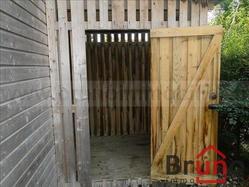 Venta  casa Le crotoy 119000€ - Fotografía 5